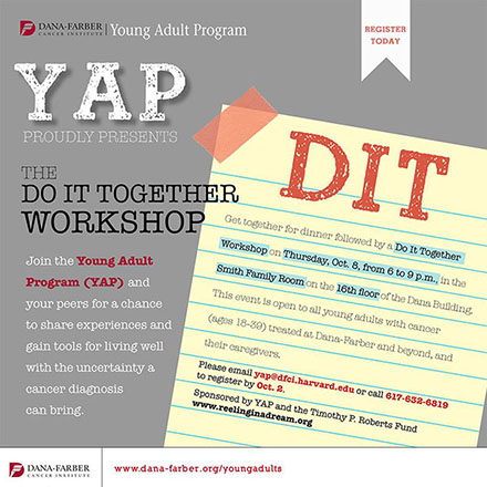 Do It Yourself Young Adult Cancer Program